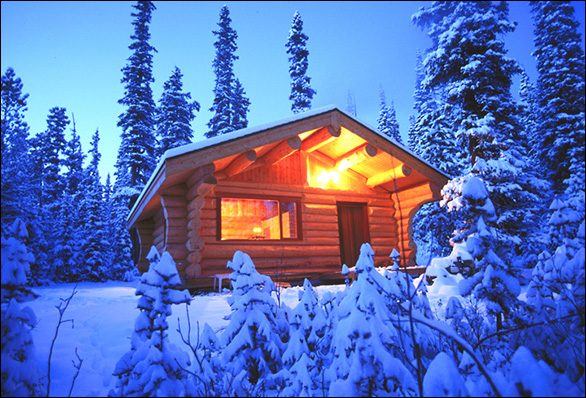 Rocky Mountain Escape Log Cabins